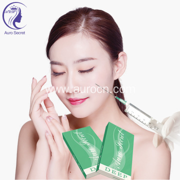 Hyaluronic Acid Dermal Filler for Injection