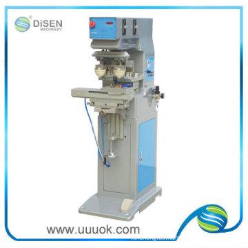 Casa de máquina de impresión tampo