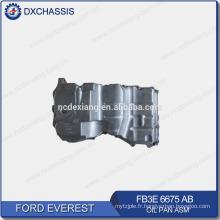 Véritable carter à huile Everest FB3E 6675 AB