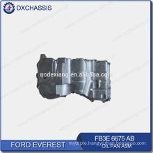 Genuine Everest Oil Pan FB3E 6675 AB