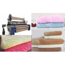 New Technology Smart Cotton Hotel Bathe Towel Bathe Robes Air Jet Industrial Textile Weaving Looms