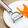 Multipurpose Stainless Steel Fruit Peeler