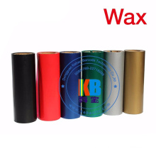 Zebra Ribbon Printer Wax Barcode Thermal Transfer Ribbon 110mm*70m
