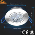 3W 5W Энергосберегающий потолочный светильник Светодиодный светильник