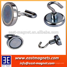 Permanent type customized magnetic hook