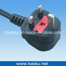 Britain Power Cord (KA-BP-02)