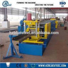 Hauptprodukt-automatische Purlin Rollforming Machine / Hot Verkauf Purlin Roof Framing Machine