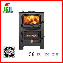 Classic CE Insert WM203, cheminée en bois en métal