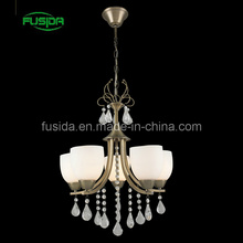 New Desighn em 2013 Europeu de Ferro Crystal Chandelier (D-8146/5)