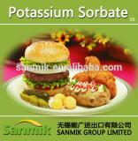 Top Grade White Potassium Sorbate E202