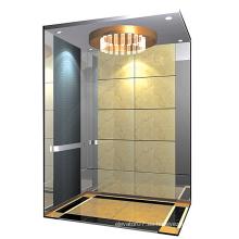 Diseño popular y hogar cómodo para el ascensor del chalet