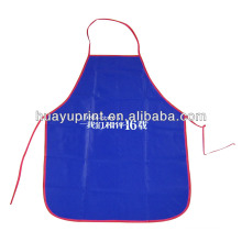 lightweight cotton kitchen apron / AT-1094