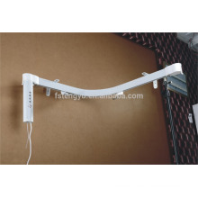 Stage Motorized Bending Flexible Curtain Track With Automatic Motor