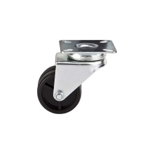PP Twin Wheel Furniture Castors