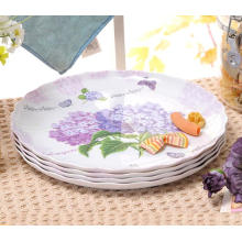 (BC-TM1021) Hot-Sell High quality Reuseable Melamine Serving Tray