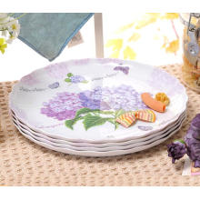 (BC-TM1021) Hot-Sell High Quality Reusable Melamine Serving Tray