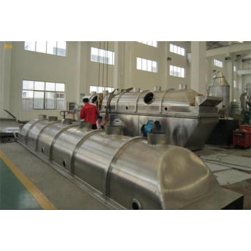 Fluid Bed Dryer Machine for Grains Made by Professional Manufac