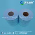 Rollo de esterilización esterilizado desechable con uso de bola de algodón de sellado en caliente