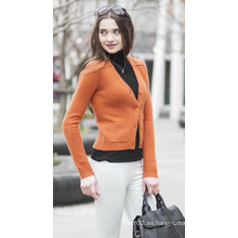 Suéter de cachemira de punto de las señoras (1500002050)