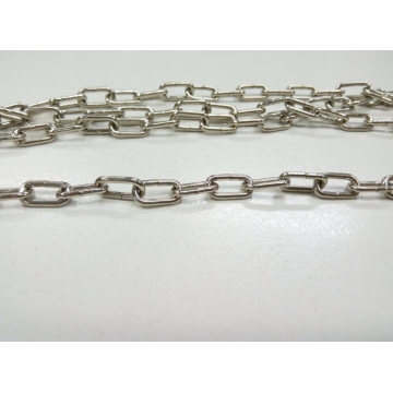Nickel überzogene Metall Clock Chain