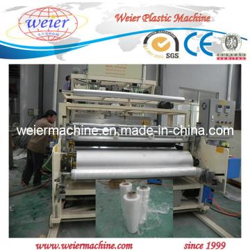 PE Wrap Film Пластиковые машины для экструзии (WD-250A)