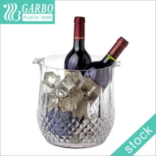 3L Plastic Ice Bucket (8334)