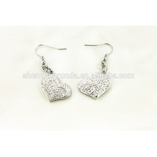Alibaba China Wholesale hot design stainless steel drop earring