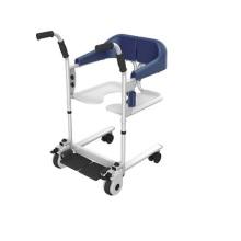 Silla de ruedas para silla de ruedas ajustable en altura para paciente