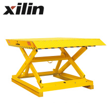 Xilin 2700kg   Double hydraulic pump   Scissors Lift Table Stationary electric lift table