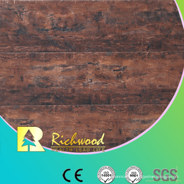 Commercial 12.3mm E1 Mirror Beech Water Resistant Laminate Floor