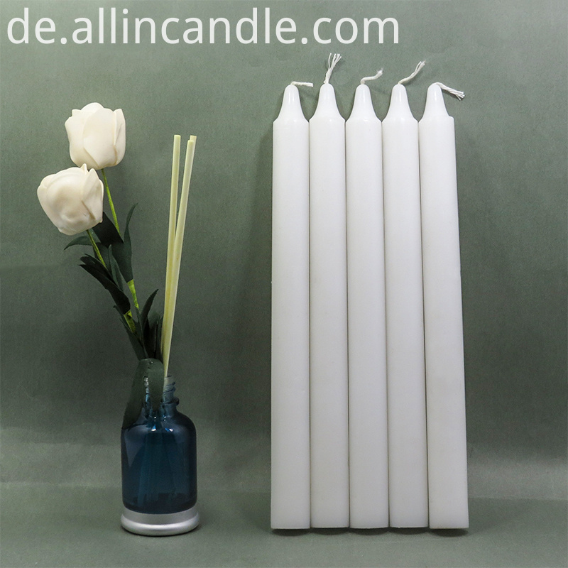 14g white candle