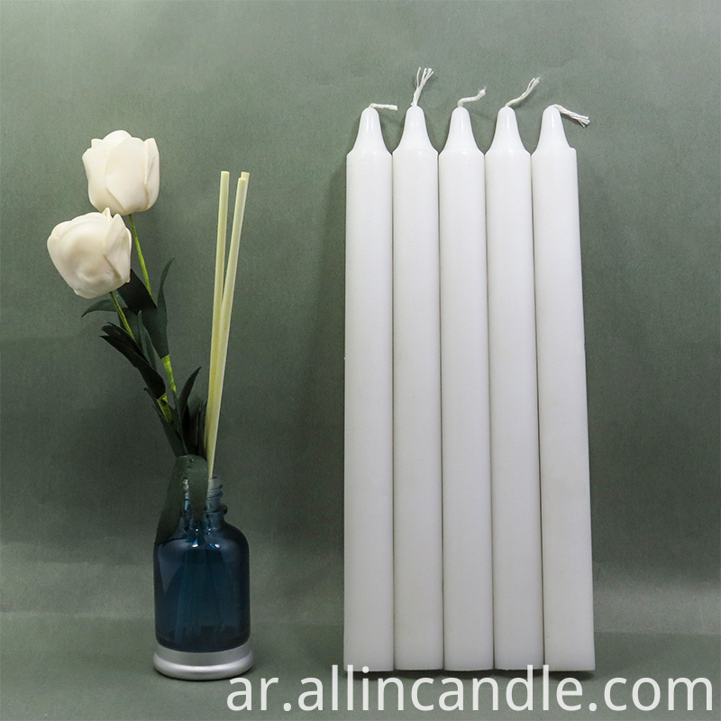 Paraffin Wax Home Candle