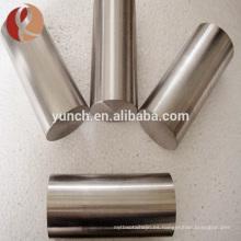 Suministre la acción médica de la barra del titanio del ti6al7nb del superconductor