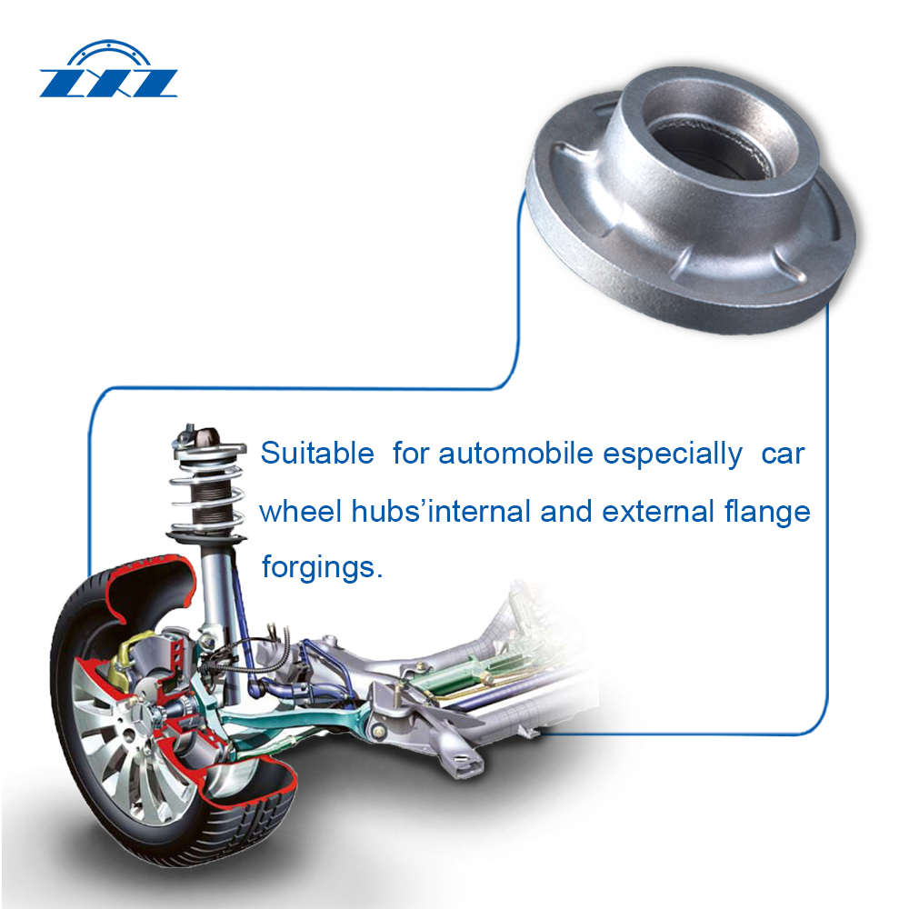 Auto Parts Hub Bearing Unit Application