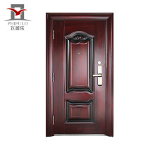 Chinese competitive factory price homes door entry steel door