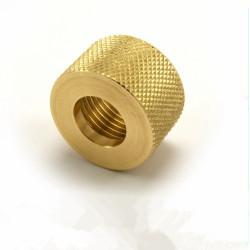 OEM M2-M20 Brass Knurled Thumb Insert Nut