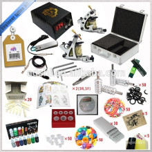 2 Pistolen Tattoo-Kit, Starter Rotation Tattoo Maschine Kit, günstigste Kosmetik Tattoo-Kit