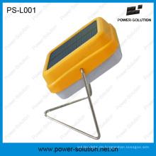 Tragbare erschwingliche Mini Solar Leselampe mit 2 Jahren Garantie (PS-L001)