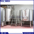 KUNBO Beer Brewery Stainless Steel Mash Tun & Lauter Tank