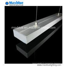 Suspension LED Pendentif Panneau lumineux linéaire (75 * 32mm)