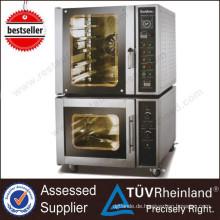 Multifunktionale 5-Schicht-10-Tray Countertop elektrische kommerzielle Konvektion Ofen