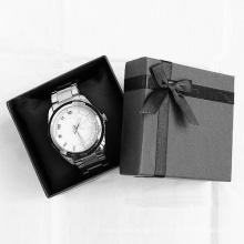 Boîte à montres design pour hommes de luxe personnalisé