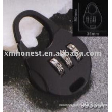 combination pad lock