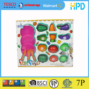 Educational Cutting Fruit Vegetable Toy for Children