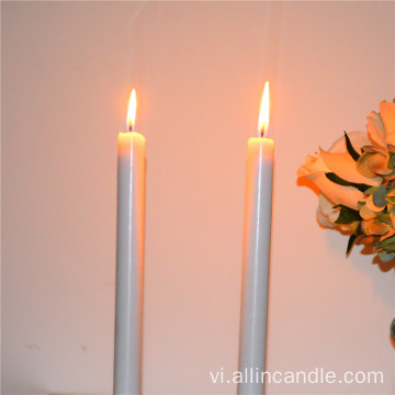 Cheap white candles large long burning non-drip candles