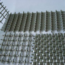 Galvanized Woven Crimped Wire Mesh