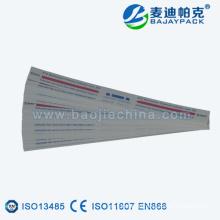 EO und STEAM Sterilisationsindikator Label