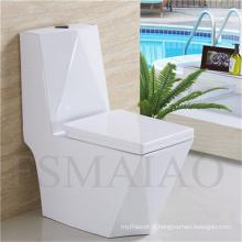 Sanitaires Wares Vente chaude One Piece céramique Siphonic Toilet (8111)