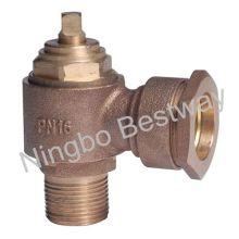 C83600 Bronze ferrule valve
