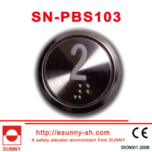 Lift Push Button with Good Price (SN-PBS103)